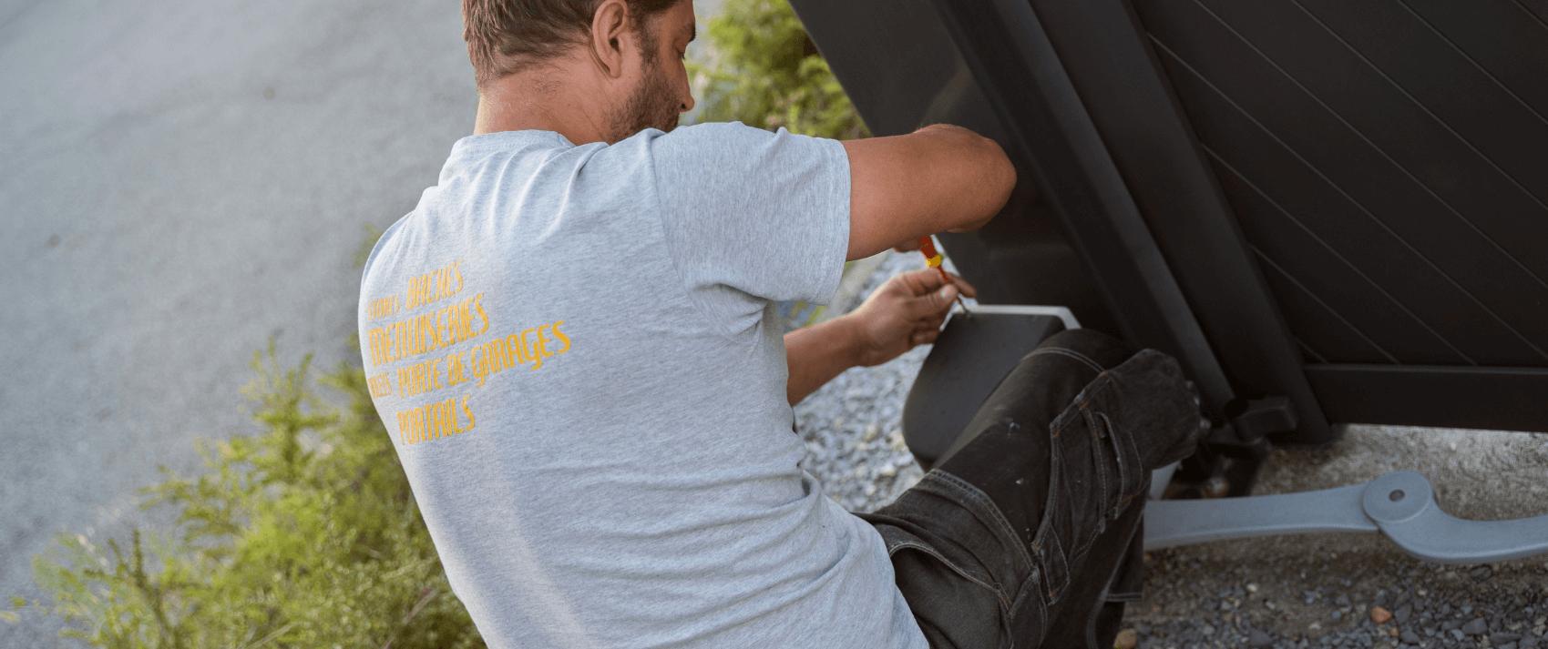 taravello depannage portail - dépannage moteur portail - réparation portail